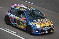 Renault, Clio V6 Mki, Wan Chai, Hong Kong (Daryl Chapman Photography) Tags: graffiti graff1t1 renault clio v6 mki pan panning hongkong china sar wanchai canon 5d mkiii 70200l auto autos automobile automobiles car carspotting carphotography paint art