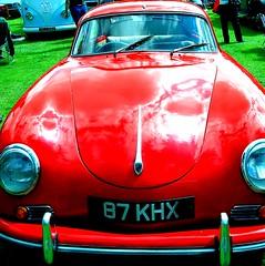 DisproPORSCHEonate Rediance! (antonychammond (away 4 a month)) Tags: porsche car automobile sportscar classiccar ferdinandporsche classic vintagecar red vividstriking colorfullaward