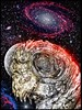 RETURN OF THE ANCIENT ONE (Treforlutions TreVizionz) Tags: alien universe space ancient imagination sciencefiction