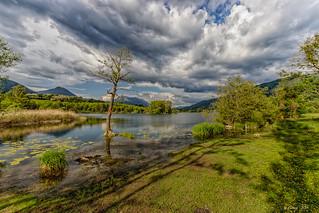 Avant l'orage * Before the storm * (Savoie 05/2018)