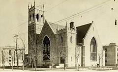 Broadway Methodist Church (vintage.winnipeg) Tags: winnipeg manitoba canada vintage history historic churches