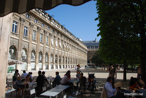Париж Пале-Рояль InterNetri  France 127