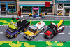 KOB mocs in the CITY (KEEP_ON_BRICKING) Tags: lego city moc car vehicle truck awesome alternate model custom design creator legocity town 2018 keeponbricking