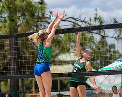 FGCU vs. Jacksonville 2018-04-13-1270 (Pacific Northwest Volleyball Photography) Tags: beachvolleyball ncaa womensvolleyball fgcu jacksonville