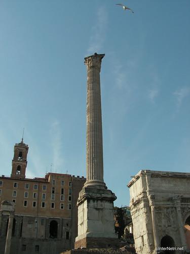 Римський форум, Рим, Італія InterNetri Italy 526