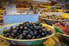 Olives for sale (David M:) Tags: cromer food italy italian olive olives antipasto antipasti bokeh