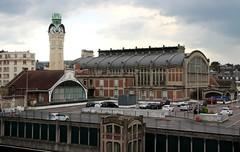 Rouen - Gare Rue Verte (Philippe Aubry) Tags: normandie seinemaritime valléedelaseine rouen garesncf garerueverte rouenrivedroite