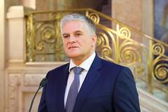 Carlos Silva em Declarações aos Jornalistas