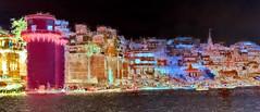 India - Uttar Pradesh - Varanasi - Overview - 322dbb (asienman) Tags: india uttarpradesh varanasi asienmanphotography asienmanphotoart asienmanpaintography
