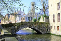 Beautiful Bruges, a wanderlust for life....(1st series) (jackfre 2) Tags: belgium bruges flanders city cityscape