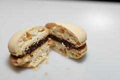Macaron #3 (*Amanda Richards) Tags: edible food macaron reminiscencegycom flavours macarons