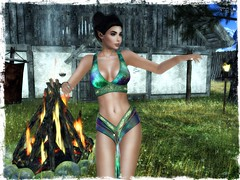 FF 2018 - Tamiron Forge - IILONA - Song of Making  02 (Mondi Beaumont) Tags: tamiron forge tamironforge iilona green teal gypsy bellydance sexy top belt loincloth slsecondlifefantasyfairfaire2018relayforliferflsupportcancerfightcancermedievalelfelvenpixieavataravatarsfaefaesdrowcreaturesmerfolkmermanmermaidfairelandffdesigners enthusiastsperformerscreatorsavatarsfashionclothesclothingfurnituresgardenjewelrysimssponsors
