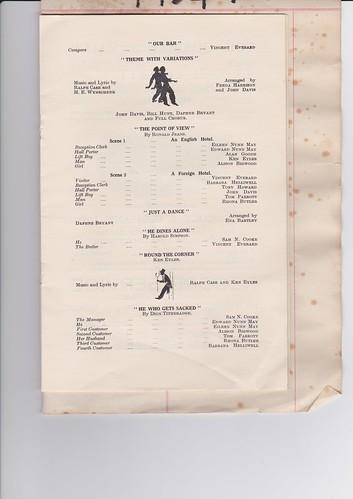 1934: Jan Programme 5