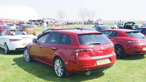 Spring Alfa Day - Duxford 2018