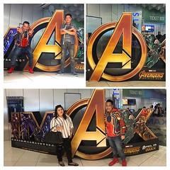 Avengers...Assemble! #InfinityWar #IMAX (Bleau Aquino) Tags: instagram ifttt