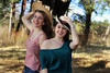 Enjoying the sun together (Patrick Scheuch Photography) Tags: women models modeling fotoshooting foto fotoshoot photoshooting photoshoot augsburg natur nature portrait porträt fashion fashionmodel girls young jung jeune beauty bokeh summer spring outdoor