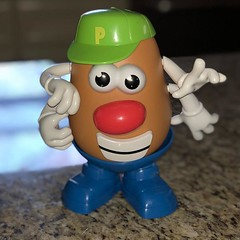 Now, I am become Potato Head, Destroyer of Worlds...
