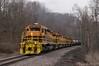 McMinns Summit (Dan A. Davis) Tags: buffalopittsburgh bprr bp geneseewyoming gnwr gw sd403 pa pennsylvania freighttrain railroad locomotive train siri brockway
