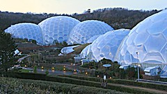 The Eden Project! ('cosmicgirl1960' NEW CANON CAMERA) Tags: edenproject cornwall england flowers worldflowers nature parks gardens yabbadabbadoo