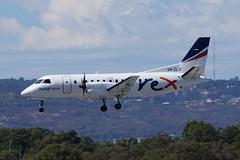 VH-ZLO Regional Express Saab 340 (johnedmond) Tags: perth ypph westernaustralia australia rex saab 340 aviation aircraft aeroplane airplane plane sel55210 55210mm sony