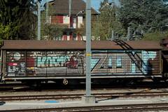 18_04_18 Ballenb (2) (chrchr_75) Tags: christoph hurni chriguhurni chriguhurnibluemailch chrchr april 2018 chrchr75 schweiz suisse switzerland svizzera suissa swiss hurni180418 kantonbern albumbahnenderschweiz albumbahnenderschweiz20180106schweizer bahnen bahn eisenbahn train treno zug juna zoug trainen tog tren поезд lokomotive паровоз locomotora lok lokomotiv locomotief locomotiva locomotive railway rautatie chemin de fer ferrovia 鉄道 spoorweg железнодорожный centralstation ferroviaria