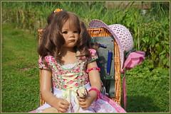 Milina ... (Kindergartenkinder 2018) Tags: kindergartenkinder schloss lembeck annette himstedt dolls milina