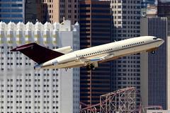 Private | Boeing 727-100 | N311AG | Las Vegas McCarran (Dennis HKG) Tags: businessjet bizjet aircraft airplane airport plane planespotting canon 7d 100400 lasvegas mccarran klas las boeing 727 boeing727 n311ag