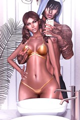 ● 1130 Ready for the Beach (Mɪss Dɪᴀᴢ) Tags: truthhair rebelhope fameshed foxcity belleposes ultra catwa