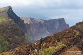 Recorrido en la península Sao Lourenco - Punta Este de Madeira.