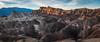 Zabriski Point Sunset (HubbleColor {Zolt}) Tags: sunset california deathvalley zabriskipoint furnacecreek unitedstates us