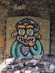KUU / Malmar - 4 mei 2018 (Ferdinand 'Ferre' Feys) Tags: gent ghent gand belgium belgique belgië streetart artdelarue graffitiart graffiti graff urbanart urbanarte arteurbano ferdinandfeys