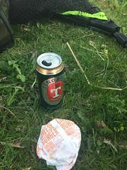 Fiskemiddag 10/5 (Atomeyes) Tags: mat fiske hamburgare ost cheese folköl tingsryd