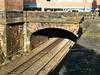 Going under the town (Mrs Fogey) Tags: railway raillines bridge belper derbyshire tunnel stonework
