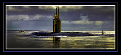 USS Scranton SSN 669 3 piece composite Diego_Garcia BIOT (BELZ'S WORLD) Tags: uss scranton ssn 669 3 piece composite diegogarcia biot
