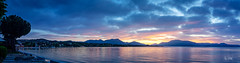 2018 Morning at Lago di Garda (jeho75) Tags: sony ilce 7m2 zeiss italien italy italia lake garda lago di padenghe sul morgen morning sunrise panorama hdr