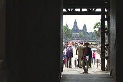 The opening (hasor) Tags: siem reap cambodia southeastasia angkor wat temple old ancient