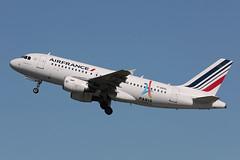 Airbus A319-112 F-GRXL Air France (Mark McEwan) Tags: airbus a319 a319112 fgrxl airfrance edi edinburghairport edinburgh aviation aircraft airplane airliner paris2024 2024summerolympics