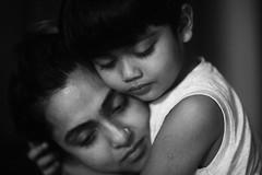 Our Mamma's Boy (N A Y E E M) Tags: shezin wife umar kalam son mother love mothersday portrait family availablelight indoors home rabiarahmanlane chittagong bangladesh uma lulu