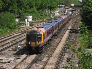 450s at Weybridge