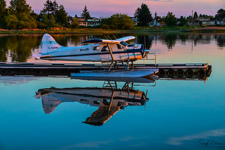 Seaair Seaplanes - Richmond Sunset