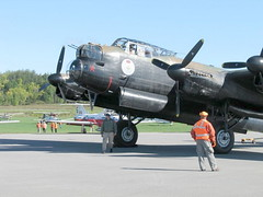 """Lancaster Bomber VRA 5 • <a style=""""font-size:0.8em;"""" href=""""http://www.flickr.com/photos/81723459@N04/42121820411/"""" target=""""_blank"""">View on Flickr</a>"""