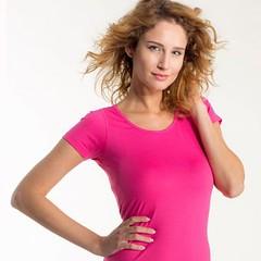 ladies-fitted-tee-pink-web-340x340 (tshirtsdirectau) Tags: custom made t shirts
