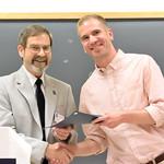 Kevin Hoff: Nancy Hirschberg Award
