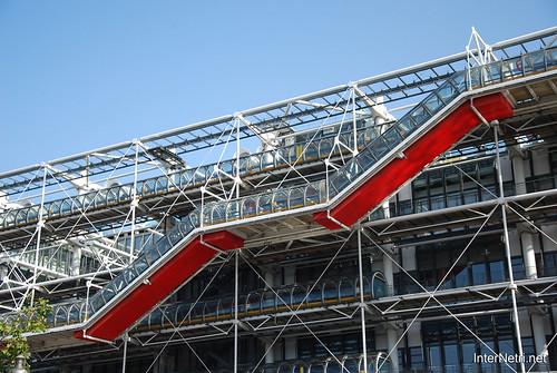 Париж Центр Помпіду InterNetri  France 056