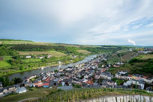 Luxembourg. Wolmerdange