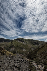 Crazy Sky (evans.photo) Tags: valley clouds weather ceredigion sky wales