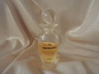 Miniature perfume bottle