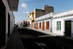 Spain Tenerife / Buenavista del Norte (h_j.sauermann2021) Tags: 2017 20171214spainteneriffa spain tenerife teneriffa sun holiday landscape light colours bright town sky himmel landschaft blau blue stadt strasen street innenstadt downtown urlaub buenavistadelnorte