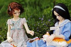 (Luthigern) Tags: bjd doll dollmore zaoll sd spring cat