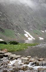 """L'étang Noir sous Rysami (""""Czarny staw pod Rysami"""") (philippeguillot21) Tags: lac pologne tatras neige snow pixelistes voigtländer"""